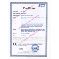 Guangzhou Fun Equipment Limited Certifications