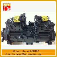 Quality OEM and Genuine kawasaki K3V112DT hydraulic main pump for sale for sale
