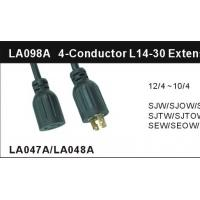 Buy NENA L14-30P,L14-20P,L15-30P,L15-20P UL/CUL Locking Power cord at wholesale prices