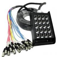 Buy XLR multicore stage boxes Microphone Cables 16ch / 18ch / 28ch , male - female at wholesale prices