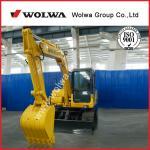 Quality farming machine yuchai excavator  DLS100-9B for sale