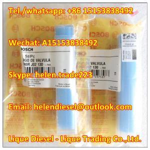 Quality 100% original BOSCH Valve F 00R J02 130 F00RJ02130  Fit Injector 0445120059 0445120060 0445120123 0445120152 0445120209 for sale
