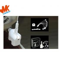Buy 2 . 5W 0 . 4 - 6 . 5A Micro Usb Car Chargers With AC110 - 230V Input Volt at wholesale prices