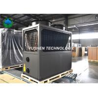 Quality 12 M3 / H Low Temperature Air Source Heat Pump Air Source Water Heater for sale
