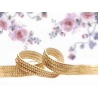Quality 2015 fashion special sequin ribbon for sale