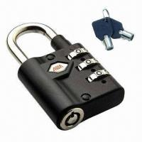 Quality Combination Padlock with High-quality of Tubular Lock for sale