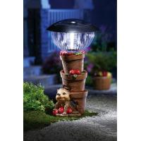 Quality Resin solar energy LED light for sale
