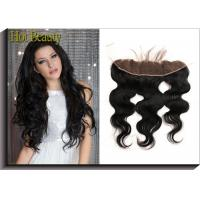 Buy cheap Straight Top Lace Closure Frontal Free Part Middle Part 3 Way Part Body Wave For from wholesalers