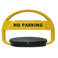 Quality Heavy Duty Anti - Theft Car Parking Lock With Spraying Plastic Coating for sale