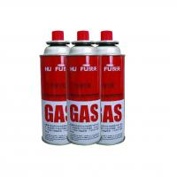 Quality Aerosol Tinplate Can Metal Can for Butane Gas and mini aerosol butane gas can for sale