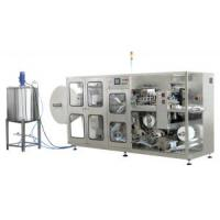 Quality HY-2035(A) Full Automatic 5~30 PCS Single Line Wet Tissue Machine (for 5~30 PCS/package) for sale