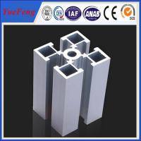 Quality Industrial T Slot Aluminum Profile For Modular Automation for sale