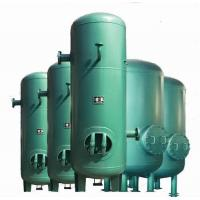 Quality Vertical Compressed Air Tank Natural Gas Tank 2000L Air  Receiver Tank for sale