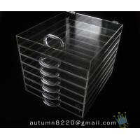 Quality BO (115) acrylic wine case for sale