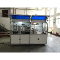 Quality Automatically Plastic Identity Card Making Machine 150L/Min Air Consumption for sale