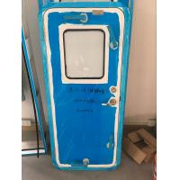 Quality Marine Aluminum Alloy Weathertight Door Marine Deck Ships' Door With Window for sale