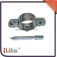 Quality Pipe Holder Brackets And Pipe Hanging System Cast Iron Exhaust Pipe Clamp for sale