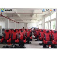 Quality Big Fibre Cloth Exclusive 3D Cinema System Play Long Movie 70 Seats for sale