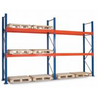 Buy cheap 3 Levels  Adjustable Hot Sell Heavy Duty Warehouse Storage  Pallet Racking System from wholesalers