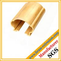 China Chinese OEM manufacturer brass extrusion sections on sale