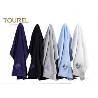 Quality Colouful Grade Gift Towels  with Custom Embroidery Logo for sale