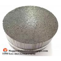 Buy cheap Bright Annealed stainless steel tube, EN10305-1,254SMo,Precision capillary tube,Application of waste gas treatment from wholesalers