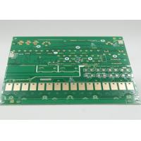 Quality Green Solder Mask Aluminum / FR4 PCB Fabrication Service with Gold Plating for sale