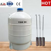 China TIANCHI Liquid Nitrogen Container 50L Chemical Storage Tank Price for sale