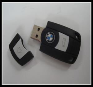Quality PVC USB/Customized Car logo for 4S USB Promotional Gift USB Flash Drive 2GB4GB8GB16GB32GB for sale