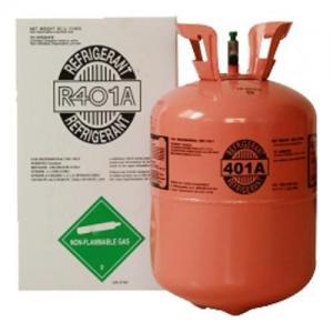 Quality HCFC Freon Mixed Refrigerant Gas HCFC-401A For Retrofitting R-12 Refrigeration for sale