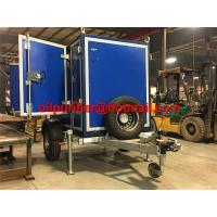 Trolley Industrial Waste Transformer Oil Purification Filtration Machine, onsite transformer oil treatment purifier for sale