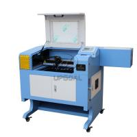 Quality Small  90W Wood Co2 Laser Cutting Machine with RuiDa Control System 500*400mm for sale