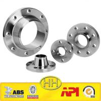 Buy cheap ANSI B16.5 WNRF FLANGE, WELDING NECK FLANGE, 150 300 600 900 1500 2500, RF, RTJ, A105 from wholesalers