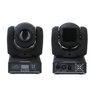 Quality 10W LED Spot Moving Head Light 7 colors + 7 gobos 11 CH DMX 512 Signal for sale