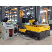 Quality High Working Efficiency Cnc Drill Tap Machine Metal Plate Size 2000x1600mm for sale