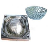 Quality House Hold Basket Custom Injection Molding For Draining Of Washing Vegetables And Fruit for sale