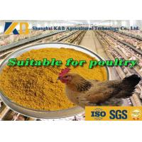 Quality Direct Additive Grower Finisher Chicken Feed / Meat Chicken Feed 65% Protein Content for sale