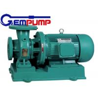 Quality ISW horizontal WRG hot water circulation pump 1.5~50m³/h Flow for sale