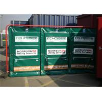 Quality Temporary Acoustic Barriers Insulation and absorption noise for sale