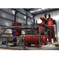 Stainless Steel / Carbon Steel Vacuum Distillation Unit For Black Oil To Clean Oil