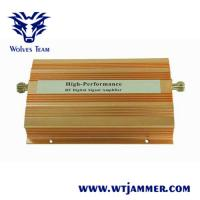 China GSM900 Repeater Signal Booster 4000Sqm GB6993-86 Standard 50Ω/N Connector for sale
