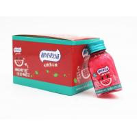 Buy cheap Best seller in 7-11 shops Sugar Free Mint Candy Watermelon Flavor mint candy from wholesalers