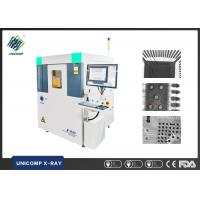 Quality Smt Equipment Electronics X Ray Machine , PCB Inspection System Micro BGA On Chop Analysis for sale