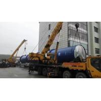 Buy Steam curing 2*31M or customized Sand high pressure autoclaves for hollow Block at wholesale prices