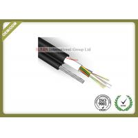 China Figure 8 aerial self-support Fiber Optic Cable  GYFTC8Y with FRP strength Member on sale