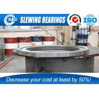 China Heavy Duty Large Turntable Bearing 3 - 25 Inch For Sewage Treatment Plant on sale