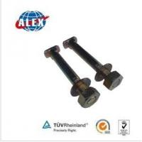 Quality Railway Bolts for High Speed Railway for sale