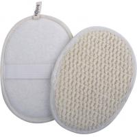 Quality Chenille, Eco - Friendly  Bath Body Scrubber , Exfoliating Pads for sale
