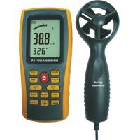 GM8902 0.3~45m/s Digital Anemometer Wind Speed/Air Flow/Air Temperature Meter Tester Measuring  with USB Interface for sale