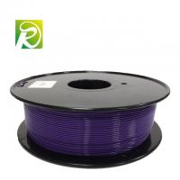 Buy cheap 1.75mm 3.0mm PLA 3D Printing Filament 1kg / Roll For Makerbot from wholesalers